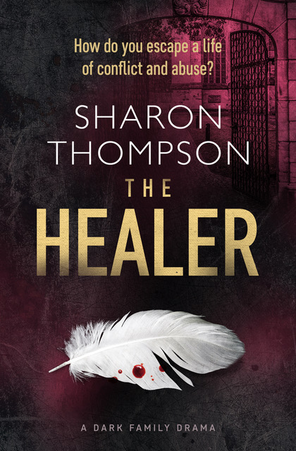 Sharon Thompson - The Healer_cover