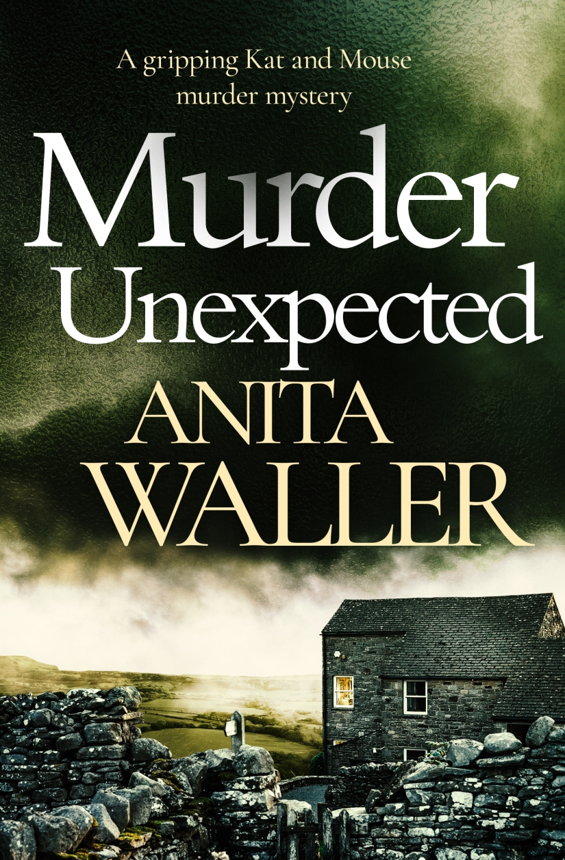 Anita Waller - Murder Unexpected_cover