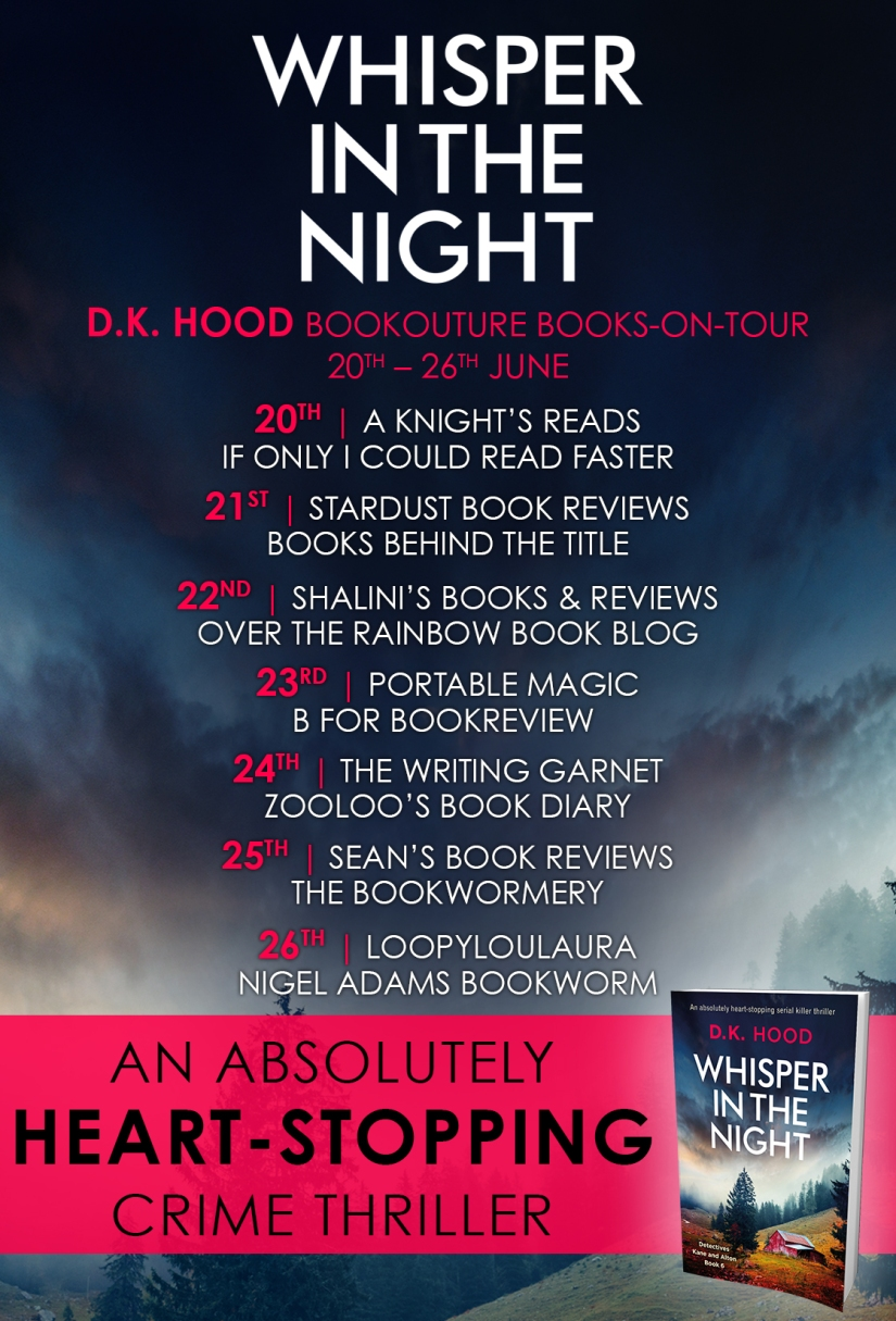 Crime thriller – The Bookwormery