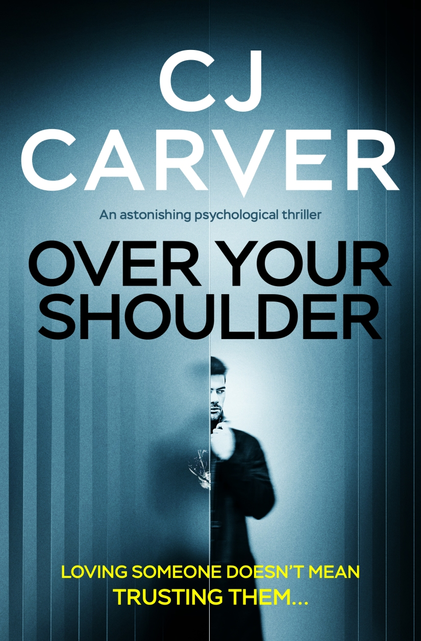 CJ Carver - Over Your Shoulder_cover