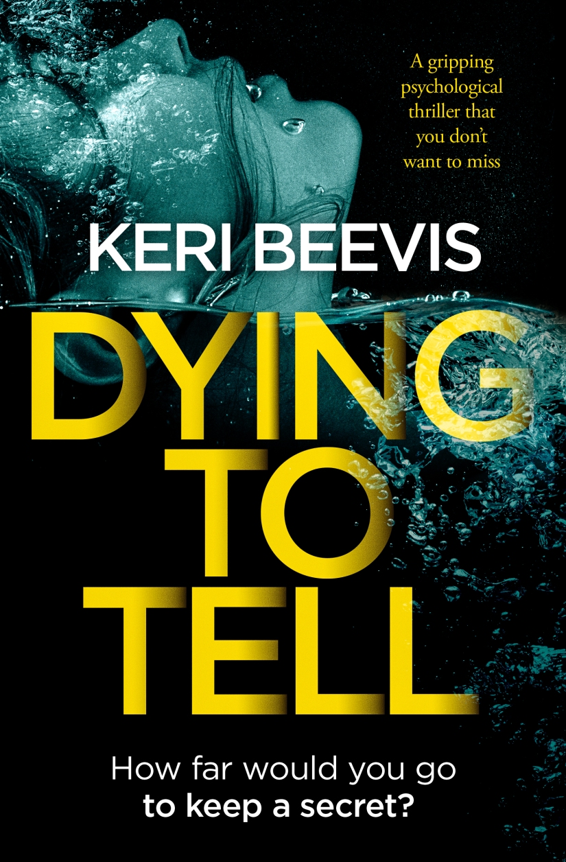 Keri Beevis - Dying to Tell_cover