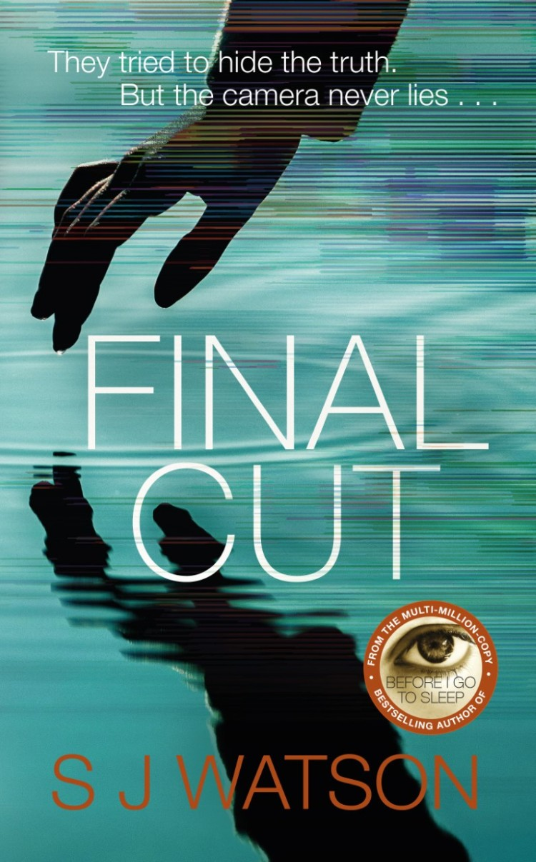 Final Cut by SJ Watson – Book Review – The Bookwormery